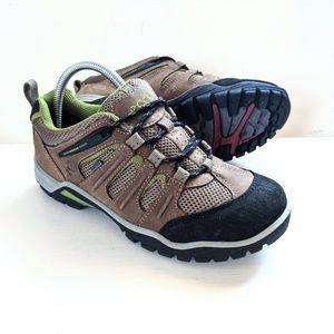 Ecco Goretex Leather Hiking Shoes (Like New)